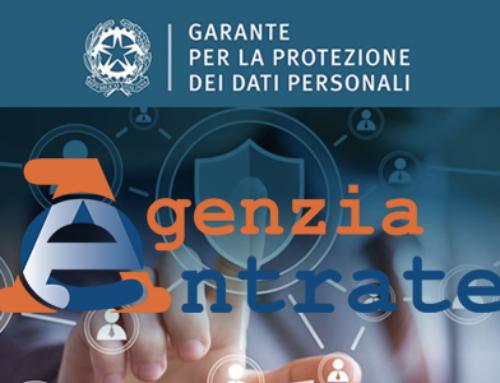 Nuovi sistemi antievasione: parere favorevole del Garante Privacy