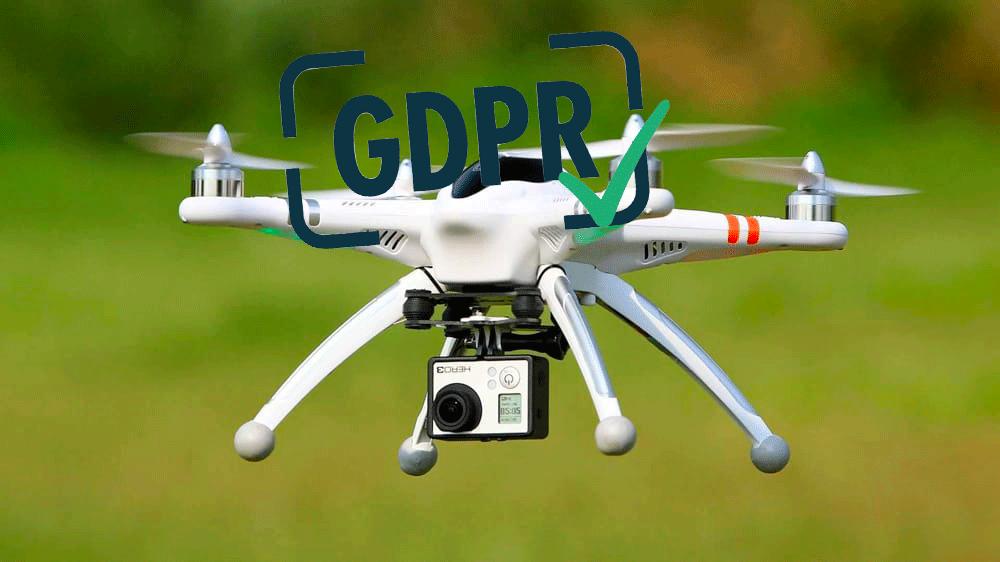 privacy drone GDPR
